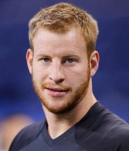 NFL QB Carson Wentz