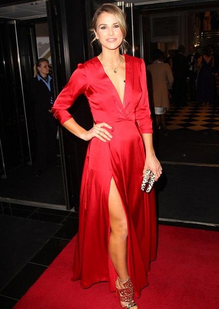 Vogue Williams Measurements Body Stats