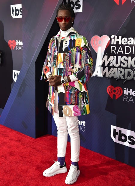 Young Thug Height Weight Shoe Size