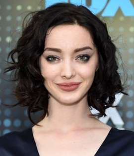 Actress Emma Dumont