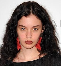 Singer Sabrina Claudio