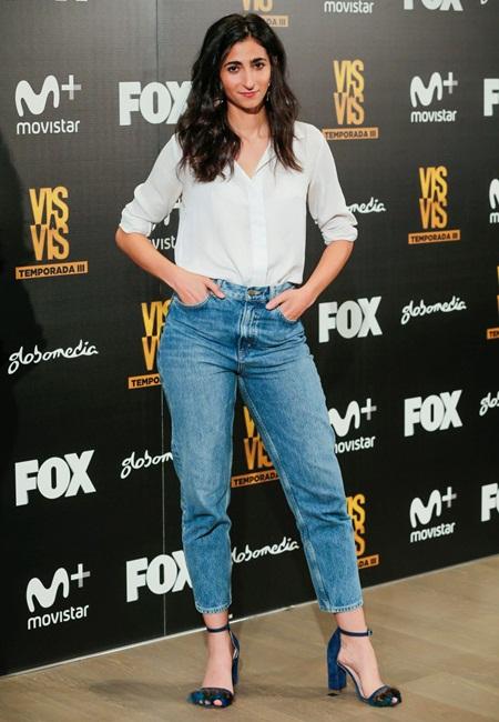 Alba Flores Height Weight Bra Size