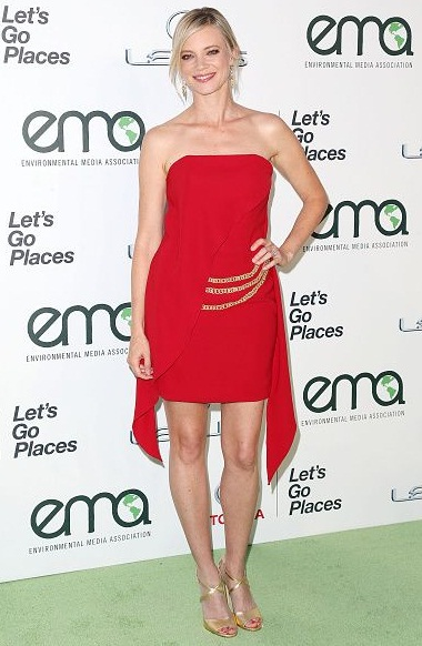 Amy Smart Height Weight Stats