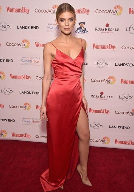 AnnaLynne McCord Measurements Stats