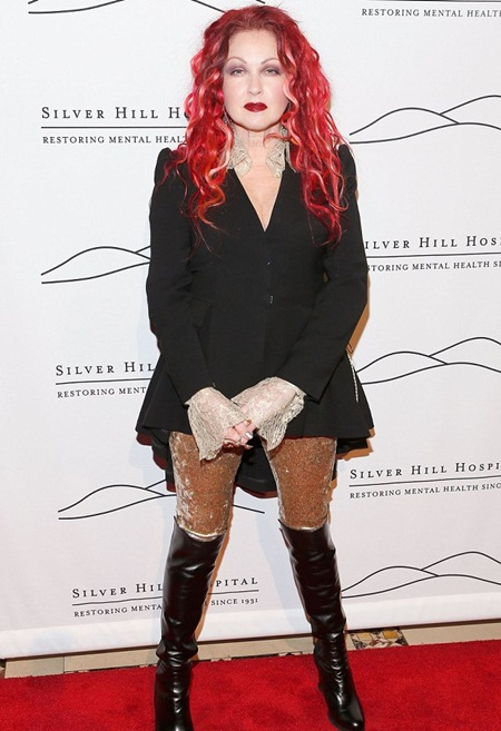 Cyndi Lauper Height Weight Facts