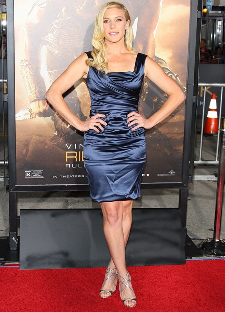 Katee Sackhoff Height Weight Facts