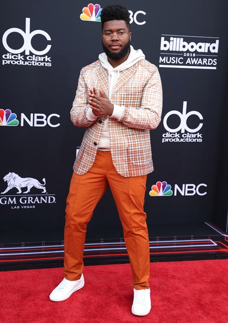 Singer Khalid Body Measurements Facts