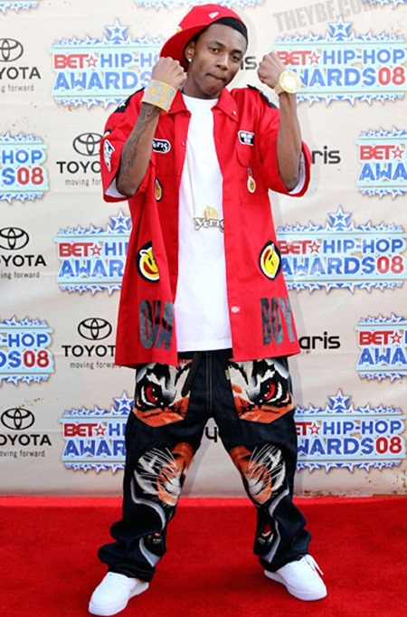 Soulja Boy Body Measurements FactsSoulja Boy Body Measurements Facts
