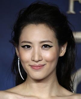 Actress Claudia Kim