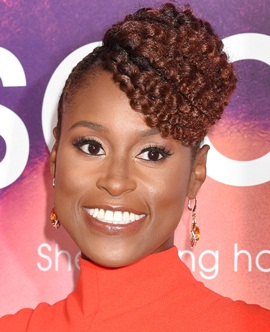 Actress Issa Rae