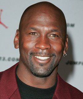 Basketball Player Michael Jordan