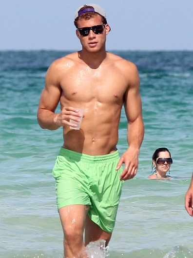 Blake Griffin Body Measurements Stats