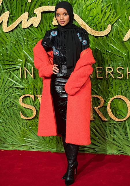 Halima Aden Height Weight Stats