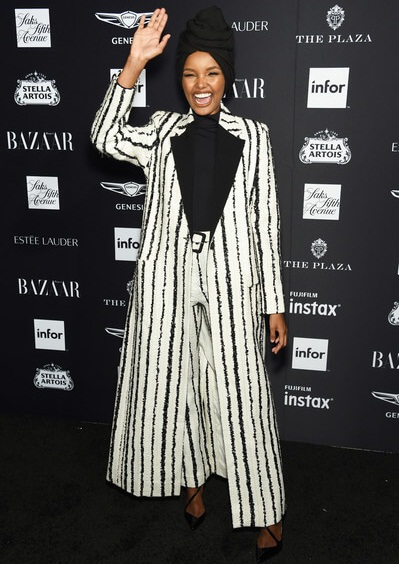 Halima Aden Measurements Facts