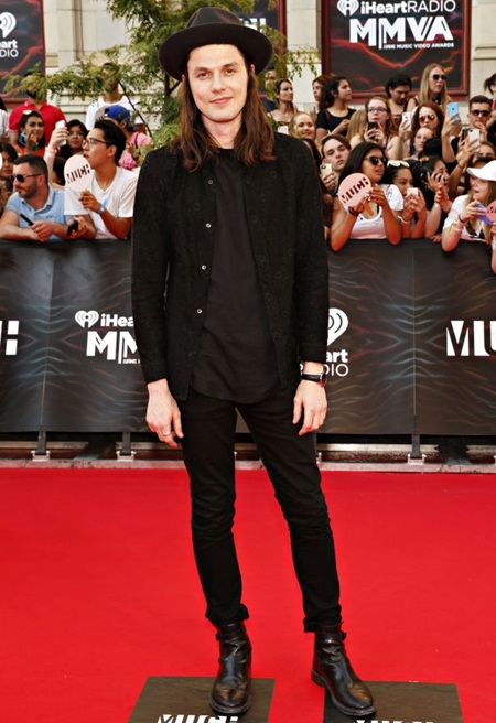 James Bay Height Weight Stats