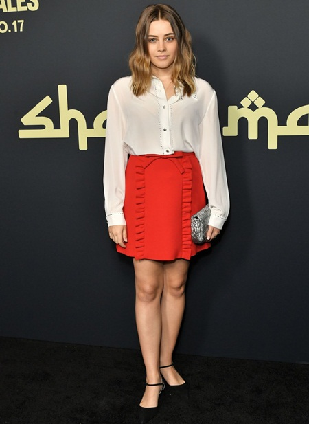Josephine Langford Height Weight Bra Size