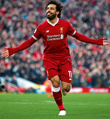 Mohamed Salah Body Measurements Bio