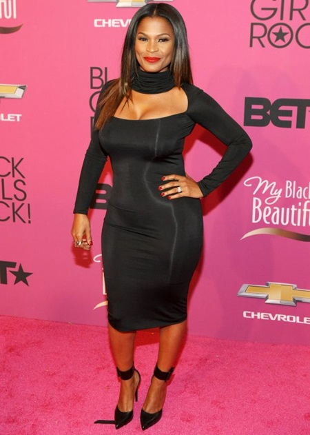 Nia Long Height Weight Stats