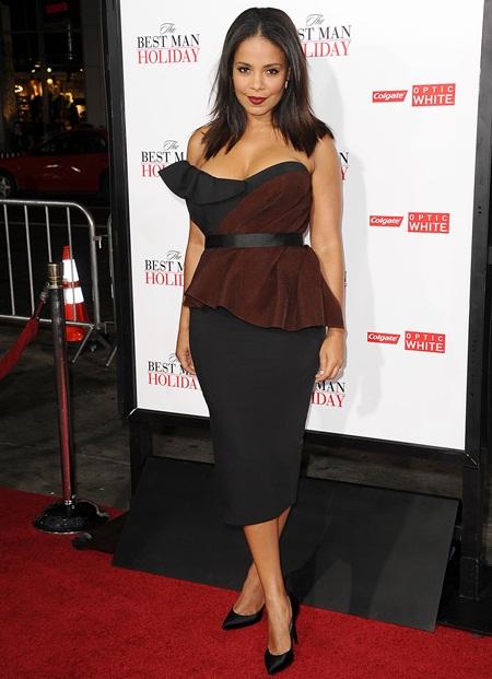 Sanaa Lathan Height Weight Bio