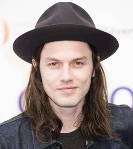 Singer James Bay