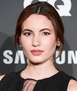 Actress Ivana Baquero