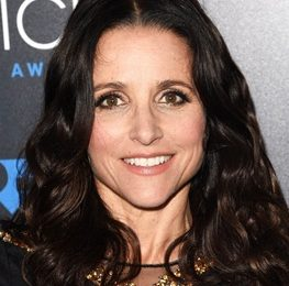 Julia Louis-Dreyfus Body Measurements Height Weight Bra Size Age Facts