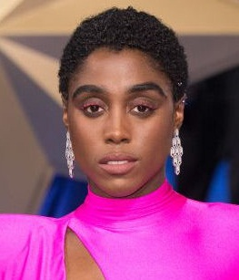 Actress Lashana Lynch