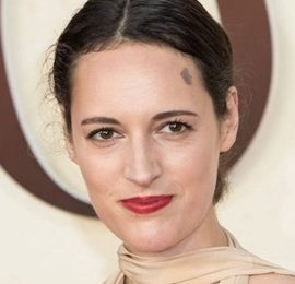 Phoebe Waller-Bridge Body Measurements Height Weight Bra Size Facts