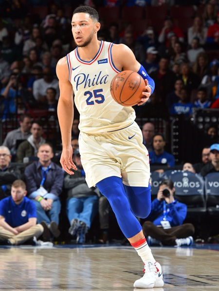 Ben Simmons Height Weight Facts