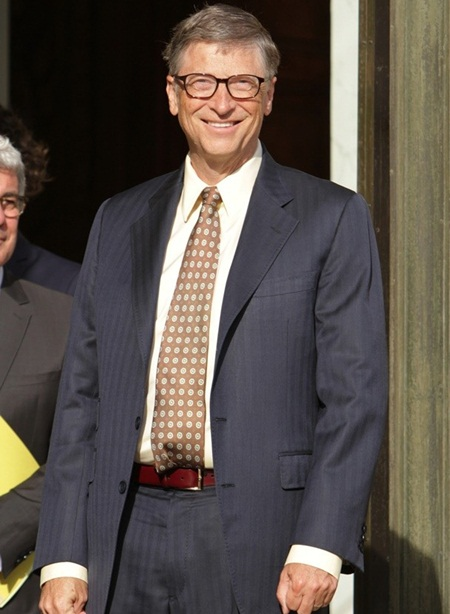 Bill Gates Height Weight Facts