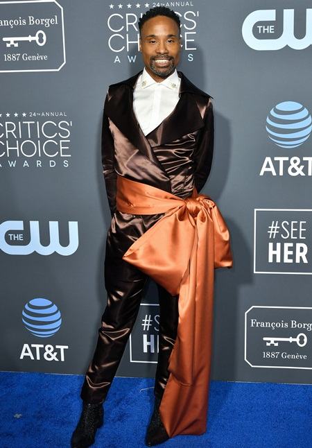 Billy Porter Height Weight Stats