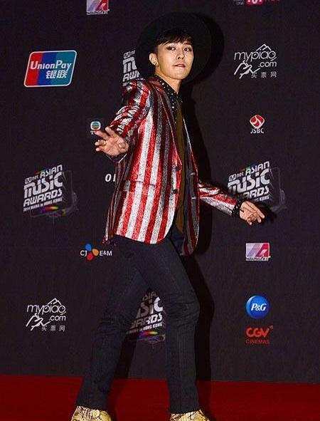 G-Dragon Body Measurements Facts