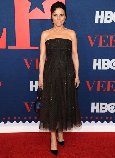 Julia Louis-Dreyfus Height Weight Facts