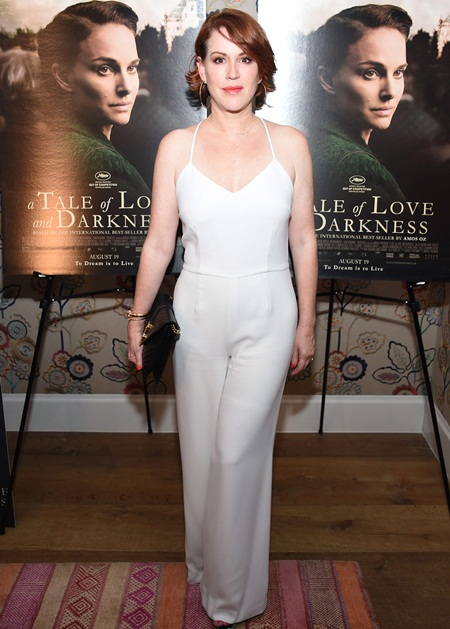 Molly Ringwald Height Weight Stats