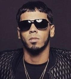 Rapper Anuel AA