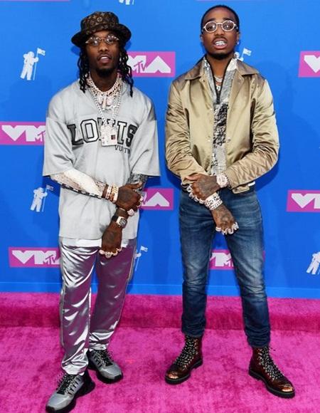 Rapper Offset Height Weight Stats