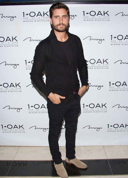 Scott Disick Body Measurements Facts