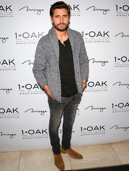 Scott Disick Height Weight Stats