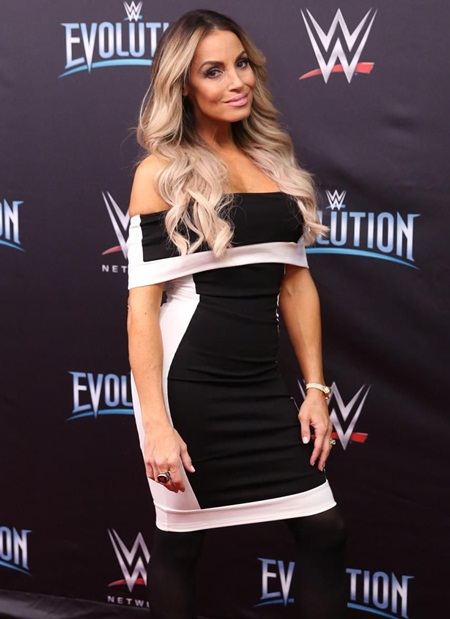 Trish Stratus Body Measurements Stats