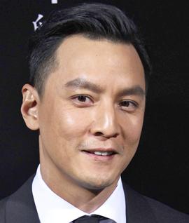 Actor Daniel Wu