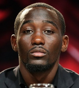 Boxer Terence Crawford