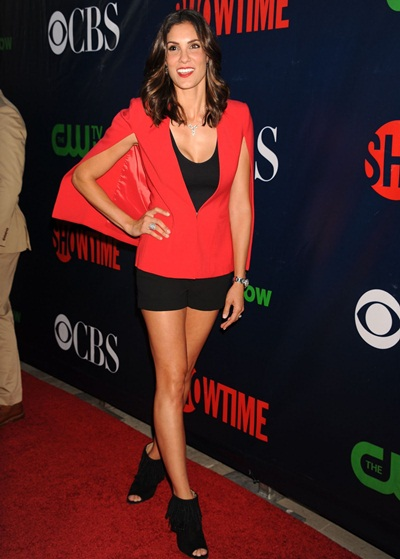 Daniela Ruah Height Weight Facts