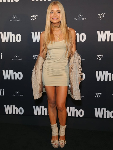 Havana Brown Body Measurements Stats