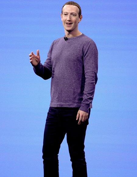 Mark Zuckerberg Height Weight Facts