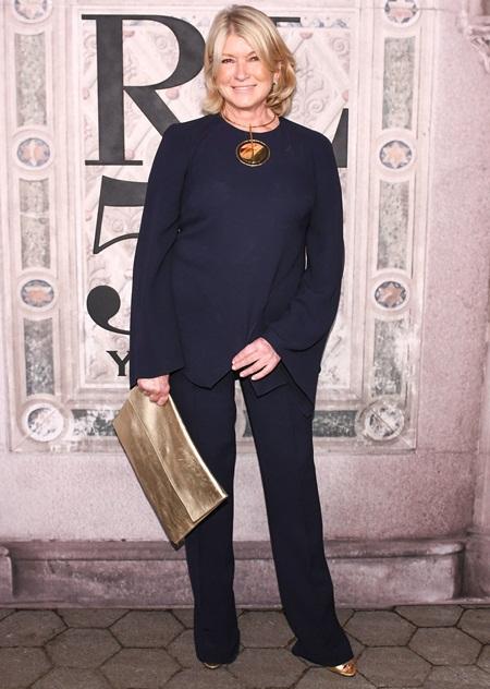 Martha Stewart Height Weight Facts