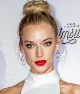 Model Hannah Ferguson