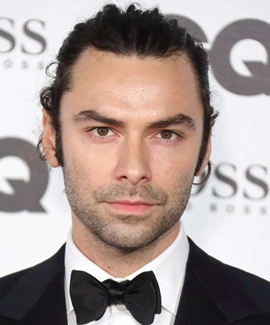 Actor Aidan Turner