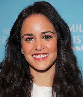 Actress Melissa Fumero
