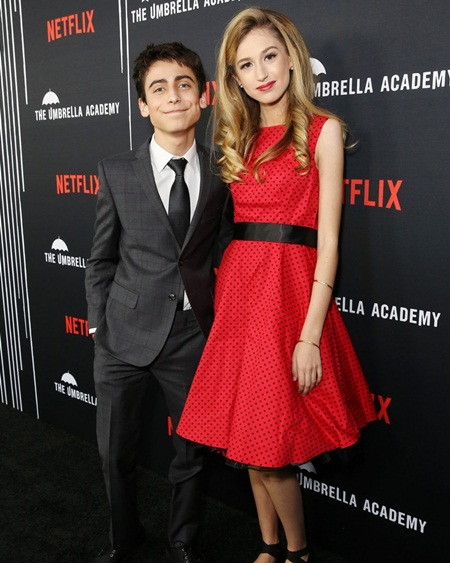 Aidan Gallagher Height Weight Facts