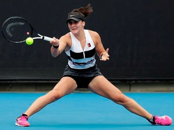 Bianca Andreescu Height Weight Facts